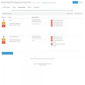 Auto-Add Products to Cart Pro