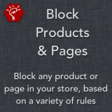 Block Products & Pages