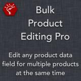 Bulk Product Editing Pro