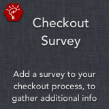 Checkout Survey
