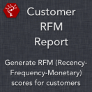 Customer RFM Report