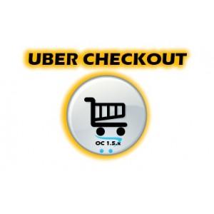 Uber Checkout