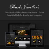 Pearl Jewellery Responsive OpenCart Theme