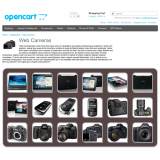 OpenCart Photo Gallery