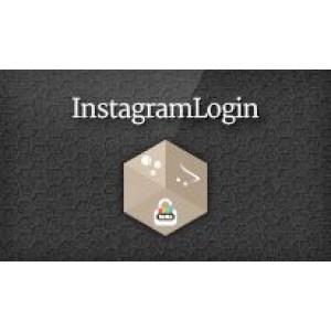 InstagramLogin - Powerful Plug-and-Play Login Button