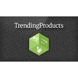 TrendingProducts - Display Product Purchasing Trends