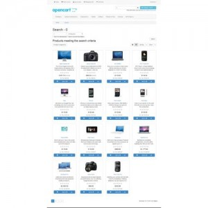 Pixel Store Basic - Bootstrap Responsive OpenCart Theme
