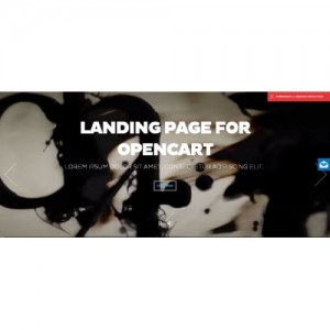 Pixel Landingpage for Home Page