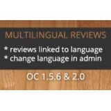 Multilingual Reviews