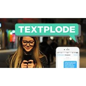 Textplode International SMS notifications - Customers and Admins