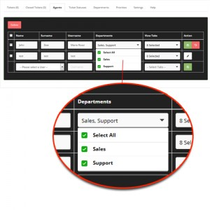 Zenticket, Helpdesk & Support System